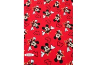 "C3336 Designer Brand Cotton""Mickey And Stars"""