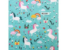 BC3351 Twill Cotton *Unicorn*